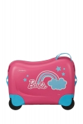 Samsonite Dream Rider - Lentolaukku Barbie Pink Dream