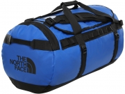 The North Face Base Camp Duffel - L Tummansininen