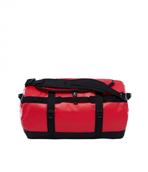 The North Face Base Camp Duffel - S Punainen