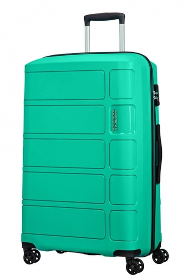American Tourister Summer Splash 77cm - Stor Mint