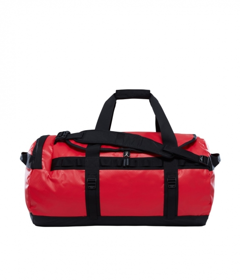 The North Face Base Camp Duffel - M Punainen