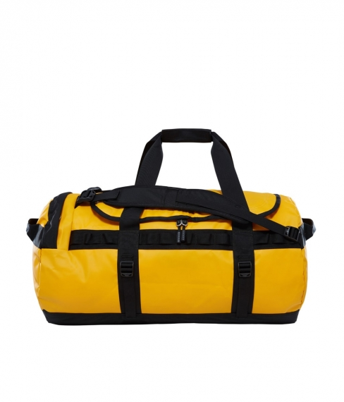 The North Face Base Camp Duffel - M Keltainen