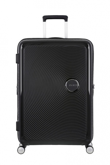 American Tourister Soundbox 77cm - Iso Musta