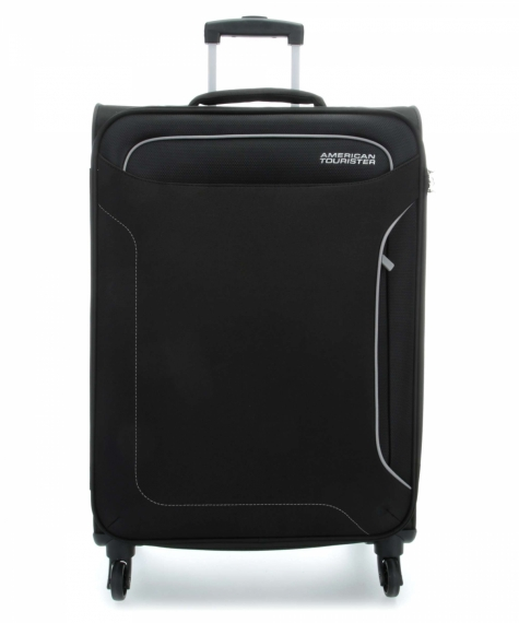 American Tourister Holiday Heat 79cm - Iso Musta