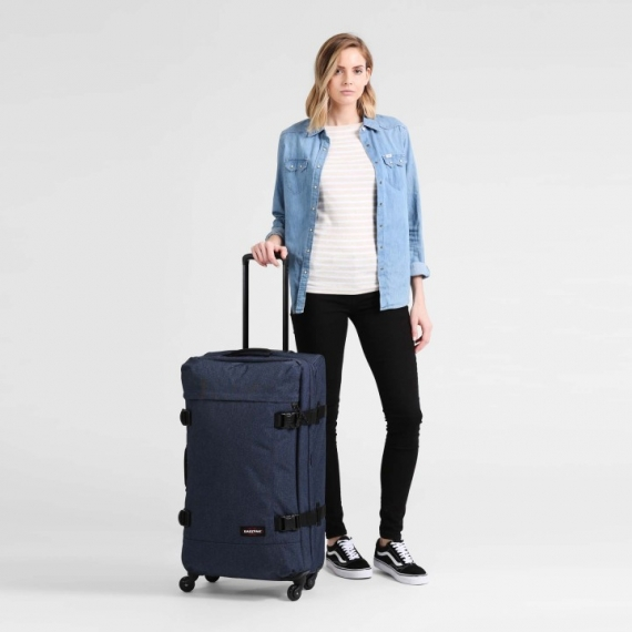 Eastpak Trans4 - Iso Double Denim