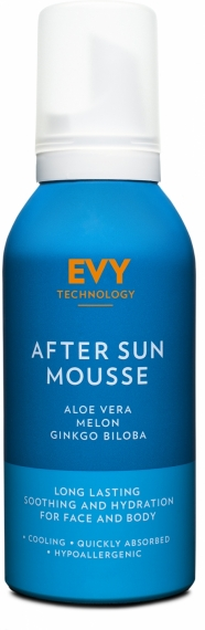 After Sun Mousse - EVY Technology
